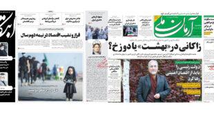 بررسی مطبوعات ایران