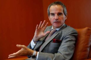 رافائل گروسی مدیر کل انرژی آژانس بینالمللی