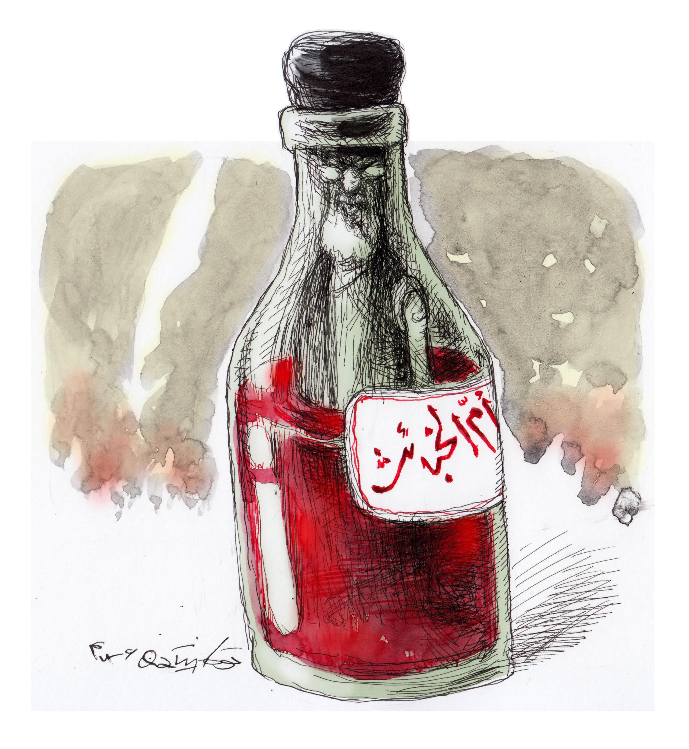کاریکاتوریست: توکا نیستانی