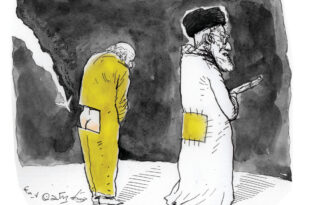 کاریکاتور توکا نیستانی