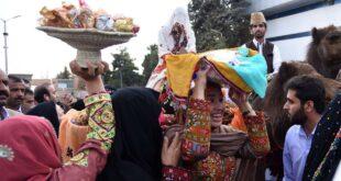 ازدواج و طلاق در بلوچستان